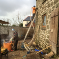 Lime Grouting