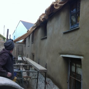 The Coverack Cob Job