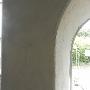 Lime plastering cornwall