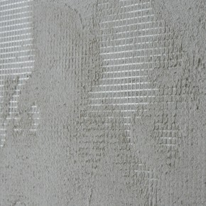 Lime plaster with mesh