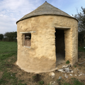 Repair to powder house.