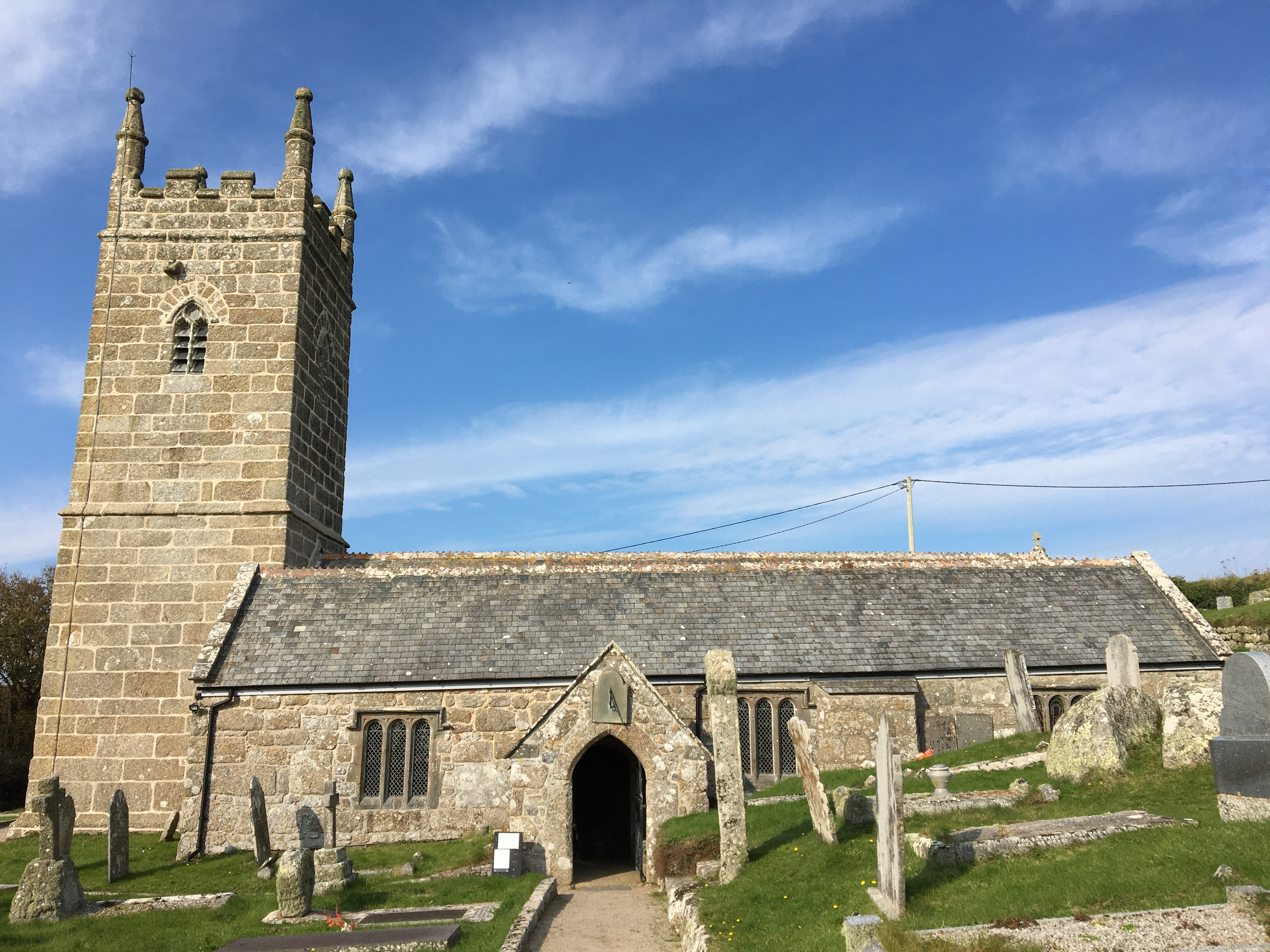 Cornishlimebuilders repoint a grade 1 listed church.